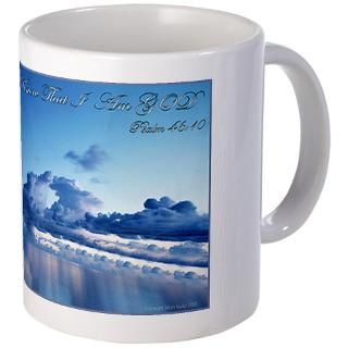Psalm 46:10 Be still and know: Christian Gifts   Religious Gifts