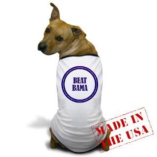 Beat Alabama Gifts  Beat Alabama Pet Apparel  Beat BAMA Dog T