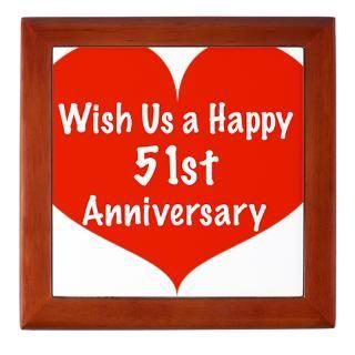 First Wedding Anniversary Keepsake Boxes  First Wedding Anniversary