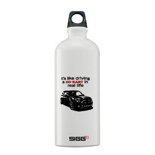 R56 Like Driving Go Kart Sigg Water Bottle for $30.00