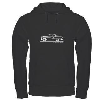 55 Chevy Hoodies & Hooded Sweatshirts  Buy 55 Chevy Sweatshirts