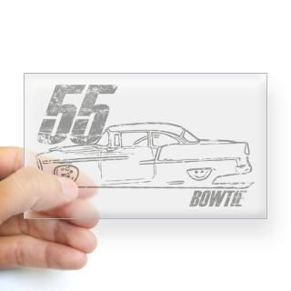 55 Chevy Stickers  Car Bumper Stickers, Decals