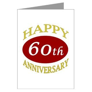 60Th Anniversary Greeting Cards  Buy 60Th Anniversary Cards