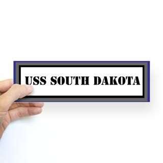 Uss South Dakota Gifts & Merchandise  Uss South Dakota Gift Ideas