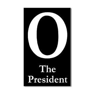 the president bumper sticker $ 4 65