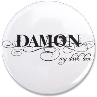 vampire diaries damon black 3 5 button $ 3 79