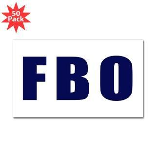 fbo anti barack obama rectangle sticker 50 pk $ 83 99