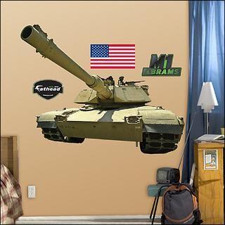 M1 Abrams Tank for $89.99