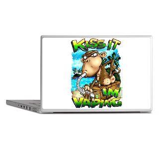 Kiss It Im Vaping Laptop Skins