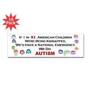 in 91 American Children Sticker (Bumper 10 pk)