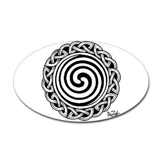 Celtic Symbols Stickers  Car Bumper Stickers, Decals