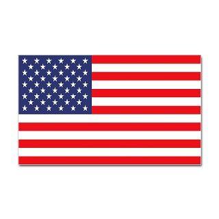 American Flag Rectangle Sticker by 000buckwear