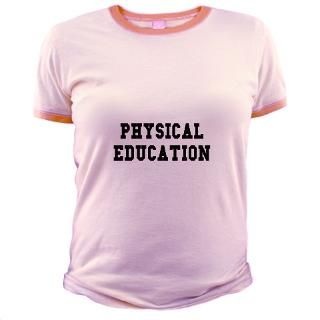 Physical Education Jr. Ringer T Shirt