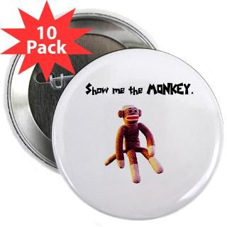 sock monkey items 2 25 button 10 pack $ 20 98