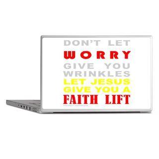 Assembly Of God Gifts  Assembly Of God Laptop Skins  FAITH Laptop