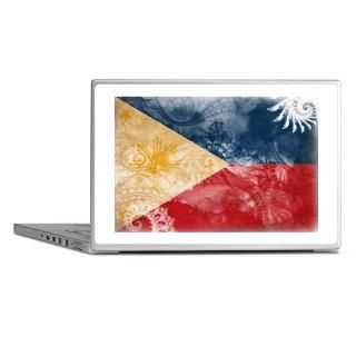 Art Gifts > Art Laptop Skins > Philippines Flag Laptop Skins