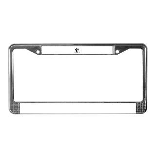 Sporting Equipment License Plate Frame  Buy Sporting Equipment Car
