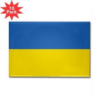 Ukrainian Flag  International Car Stickers
