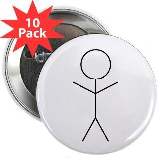 stick figure 2 25 magnet 100 pack $ 111 28 stick figure button $ 3 13