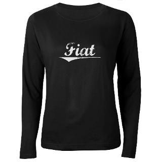 Fiat Long Sleeve Ts  Buy Fiat Long Sleeve T Shirts