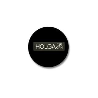 Holga 120 CFN Series Toy Camera Pinback Button
