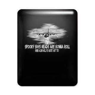 Gifts  Afghanistan IPad Cases  C 130 Spooky Gunship iPad Case