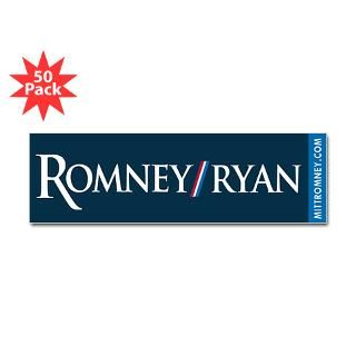 romney ryan 12 sticker bumper 50 pk $ 126 99 also available sticker