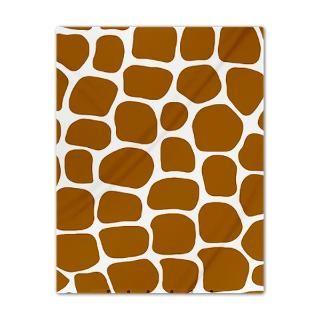 Africa Gifts > Africa Bedroom > Giraffe Print Twin Duvet