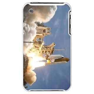 Astronomer iPhone Cases  STS 132 Shuttle Launch iPhone Case