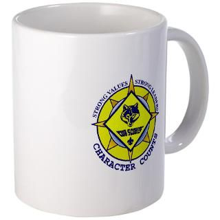 Cub Scout Mugs  Buy Cub Scout Coffee Mugs Online