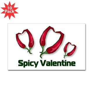 Spicy Valentine  Chili Head Hot and spicy chili peppers