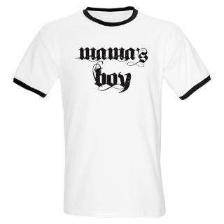 Mamas Boy  Peace Wings T shirts store  Funny T shirts