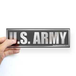Army Stickers  Car Bumper Stickers, Decals