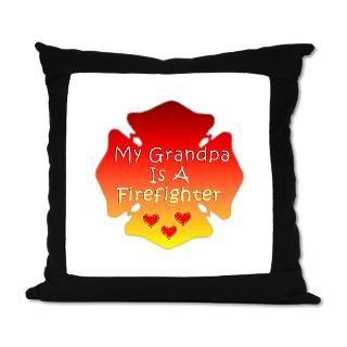 My Grandpa Is A Firefighter : Bonfire Designs