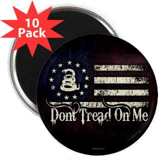 DTOM Snake Flag  RightWingStuff   Conservative Anti Obama T Shirts