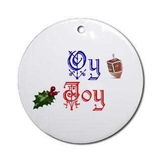 Chrismukkah Christmas Ornaments  Unique Designs