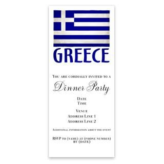Ontario ontarian flag invitations for Greek flag template