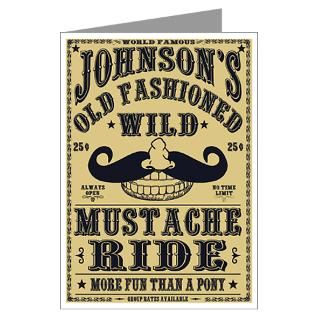 Mustache Birthday Greeting Cards  Buy Mustache Birthday Cards