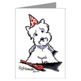 Westie Birthday Greeting Cards  Buy Westie Birthday Cards