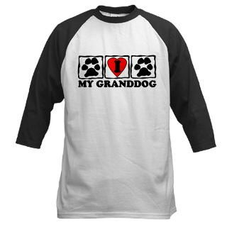 Love My Granddog Gifts & Merchandise  I Love My Granddog Gift Ideas
