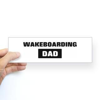 Wakeboarding Stickers  Car Bumper Stickers, Decals