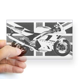 Triumph Motorcycles Stickers  Car Bumper Stickers, Decals