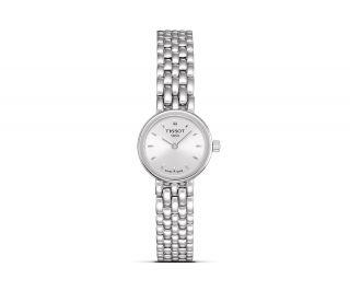 Tissot Lovely Womens Silver Quartz Dress Watch, 19mm
