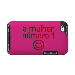 Mulher Número 1   Number 1 Wife in Portuguese Cases For The iPod