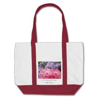 Always be Dads Little Princess tote bag Brides