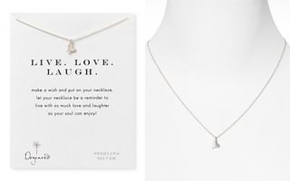Dogeared Live Laugh Love Necklace, 18_2