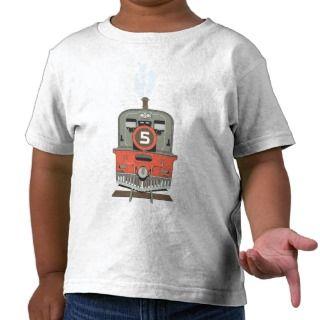 Birthday Shirt   Train Shirt