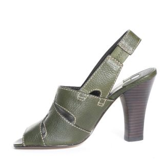 Elena Shoe   Green, Max Studio, $134.99