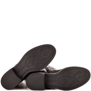 Enzo Angiolinis Black Sinley   Black Leather for 99.99