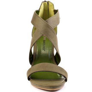 Just Fabulouss Green Filomena   Olive for 59.99